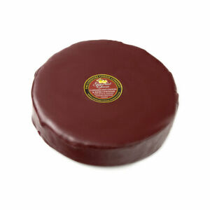 Party Time Wheel of Caramelised Onion & Rioja Cheese Waxed 2kg