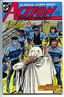 Action Comics 629 DC 1989 NM Superman Green Lantern Nightwing Blackhawk