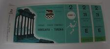 Ticket collectors Olympic Roma 1960 * Football Jugoslavia - Turkey Florence