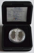 Niederlande 10 Euro 2002 Königliche Hochzeit Silber PP
