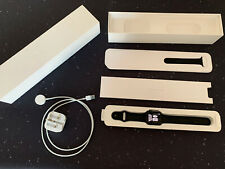 Apple Watch series 2 (42mm) Space Grey Black Band Boxed