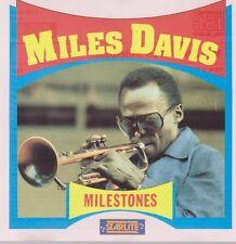 Miles Davis Milestones (Now`s The Time, Jaeru) 1992 Starlite CD Album