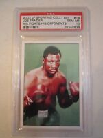2003 MUHAMMAD ALI JP SPORTING COLL. #19 BOXING CARD PSA GRADED 10 GEM MINT