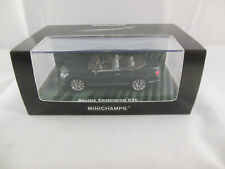 Minichamps 436 139060 2011 Bentley Continental GTC in Green  scale 1:43