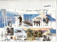 M4604sbs Australia Antarctic Territory 2001 Block of 10 Stamps VFU