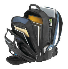 Targus TXL617 17-in. Laptop Backpack -, Black and Blue