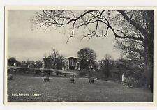 Yorkshire, Ecclestone Abbey Postcard, A815