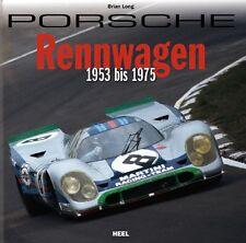 Porsche Rennwagen 1953-1975 (550 Spyder RSK 904 Carrera 6 906 908 917) Buch book