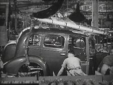 Master Hands Chevrolet Assembly Line Plant Vintage 1930s Films DVD