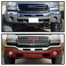 2003-2006 GMC Sierra Pickup Full Led Fog Lights Lamps+ Switch /Relay/Wire 03-06