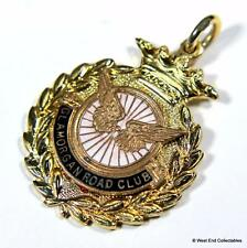 1963 Glamorgan RC Road Club Cycling Association Medal Fob - Welsh Cycling A