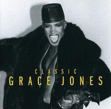 Grace Jones - Classic Grace Jones - The Masters Collection [CD]