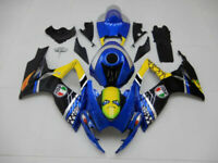 Fairing Set Kit Bodywork Fit for 06-07 Suzuki GSX-R750 600 Rossi Shark Fairing