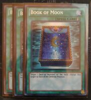 YUGIOH 3x The Book of the Law GEIM-EN054 Rare 1st ed NM