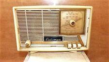 Radio tsf Radiomuse en Bakélite beige année 40 ou 50