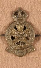 Canadian Army Badge: The Royal Montreal Regiment