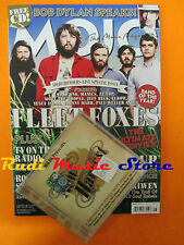 MOJO Magazine 189/2009 + CD Animal Collective Fleet Foxes Bob Dylan Tinariwen
