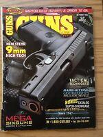 Guns Magazine Oct 1999 New Steyr 9mm High Tech