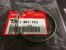 HONDA CR125 CR500 CR480 1981-1989 (51613-MK2-003) NOS  FORK; BAND, BOOT LOWER