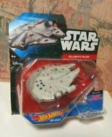 Hot Wheels Millennium Falcon Ship / Star Wars: The Force Awakens, die cast NIP
