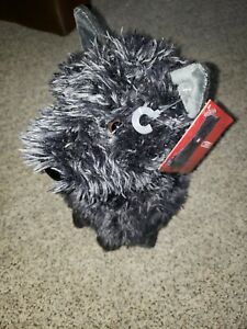 KOHL'S CARES FOR KIDS WIZARD OF OZ TOTO TERRIER BLACK PLUSH DOG NWT