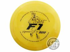 New Prodigy Discs Le 2020 500 F1 174g Yellow Black Stamp Driver Golf Disc