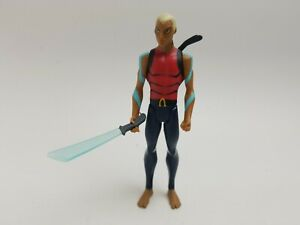 """DC Universe Multiverse Young Justice AQUALAD 4"""" inch Action Figure LOOSE"""