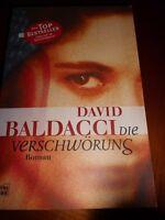 Verkaufe dieses Buch David Baldacci Die Verschwörung Roman