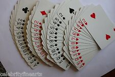 Discretely Marked Magicians Cards Instructions for Magic Tricks Tapered Stripper