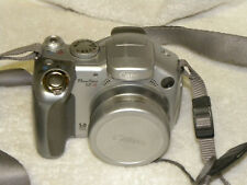 Canon PowerShot S2 IS 5.0MP Digital Camera - Silver  (Works Great)