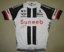 Michael Matthews signed Team Sunweb cycling jersey Tour de France Australia