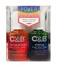 Color Club Aroma Cuticle Oil Duo Set