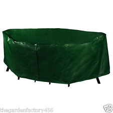 Garden Furniture Covers - 6 Seater Rectangular Garden Rectangle Table Set Cover