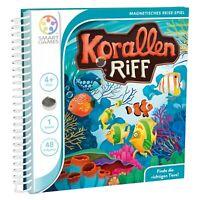 SMART GAMES 221 - Magnetische Reisespiele - Korallenriff