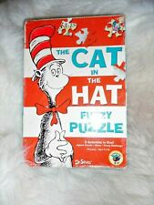 """Cat In The Hat """"Fuzzy"""" Puzzle"""