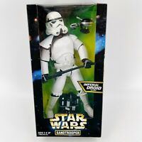 Kenner Star Wars 1997 Collection SANDTROOPER &Imperial Droid Action Figure NIB