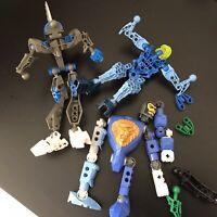 Lego Bionicle Parts Spares Bundle Figures