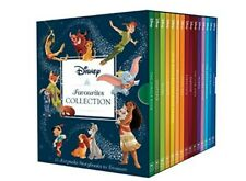 NEW Disney Favourites Collection 15 Books Library Keepsake Classic Kids Gift Set