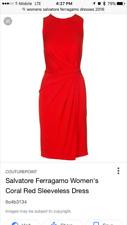 Women's Salvatore Ferragamo Dress