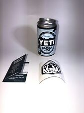 yeti Vacuumed Sealed Double Walled Insulating Device 120 Oz Of Air Pop Top