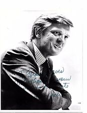GOVERNOR DAN WALKER OF ILLINOIS  (Photo Inscribed to Gordon Graves) !! SIGNED !!