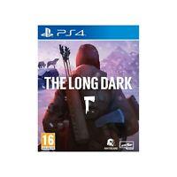 The Long Dark PlayStation PS4 2018 EU English Chinese Factory Sealed
