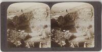 Orcomeno Orcomeno Grecia Grecia Fotografia Vintage Stereo Stereoview