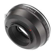 Adapter Ring For Canon EOS EF EF-S Mount Lens to Nikon 1 J4 J5 V2 V3 V5 S1 J2 J3