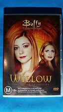 DVD - BUFFY THE VAMPIRE SLAYER - WILLOW - REGION 4 - GOOD CONDITION