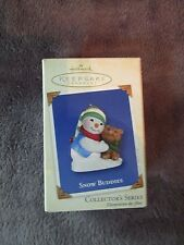 Hallmark Keepsake Ornament, Collector's Series, Snow Buddies
