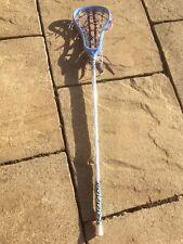 Brine Lacrosse stick blue, white, purple