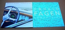 DONALD FAGEN Steely Day Kamakiriad 2 Sided Promo 12x12 Poster Flat 1993 Mint-