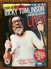 Ricky Tomlinson - The Laughter Show Live! ~ Stand Up Comedy Concert | UK DVD