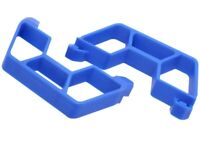 NEW RPM Traxxas LCG Slash 2WD Blue Nerf Bar Set (2) RPM73865